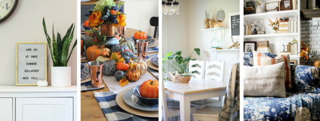 Fall Home Tours 2