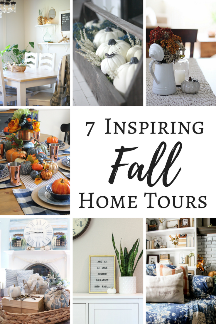 Fall Home Tours 3